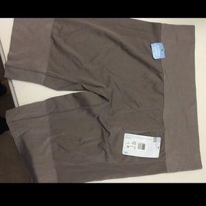Jockey body shaper shorts